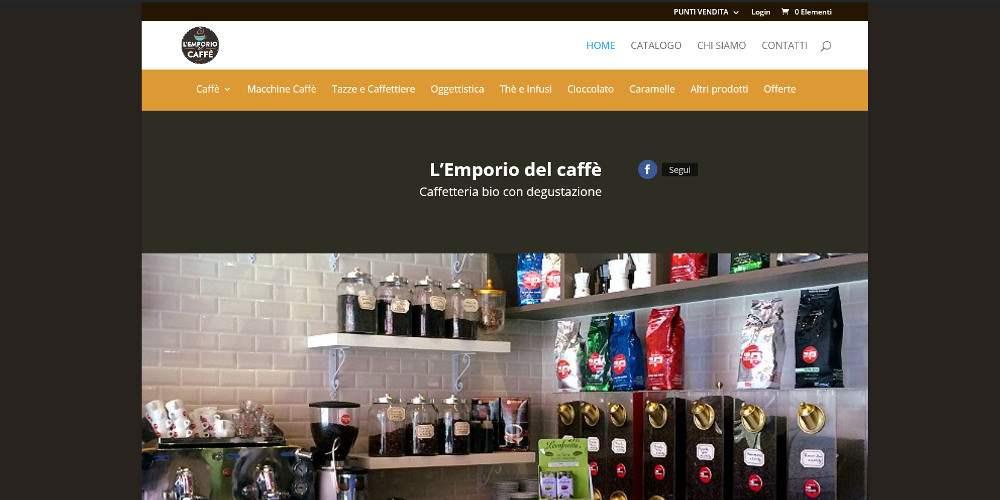 Emporio del caffè.com